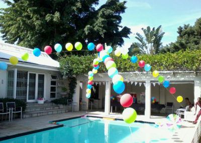 Balloons - Multiple Single Arches 1000px