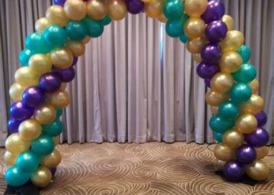 Balloons - Spiral Arch 1000px