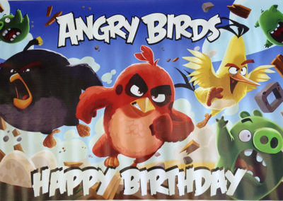 Banners - Angry Birds 1000px