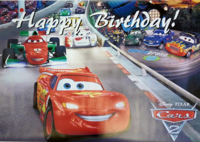 Banners - Cars 2 1000px