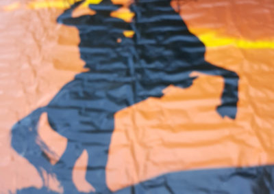 Banners - Cowboy Silhouette 1000px