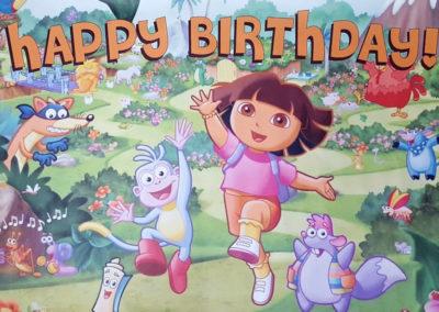 Banners - Dora 2 1000px