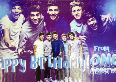 Banners - One Direction 1000px