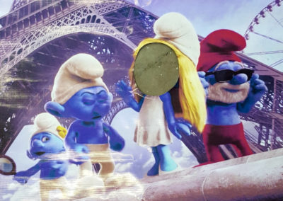 Banners Smurfs 1000px