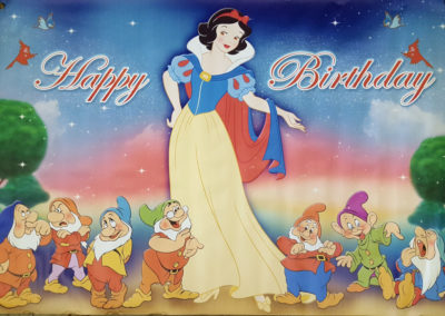 Banners - Snow White 1000px