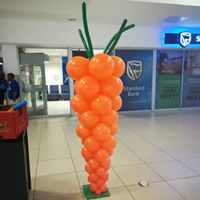 Carrot Balloons