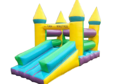 Inflatables - 2in1 Castle 3x5