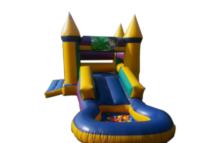 Inflatables - 3 in 1 Castle 3x7