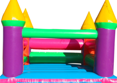 Inflatables - 3x3 Castle 2 Colours