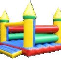 Inflatables - 4x4 Castle