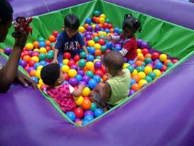 Inflatables - Ball Pond 3x3
