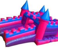 Inflatables - Fairy Castle - 3x5