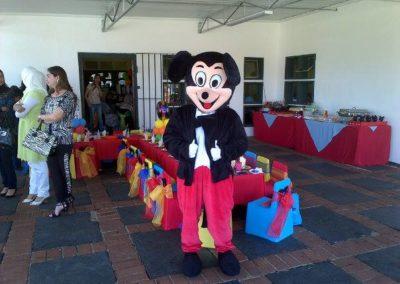 Mascots - Mickey