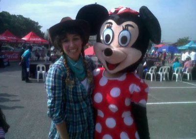 Mascots - Minnie