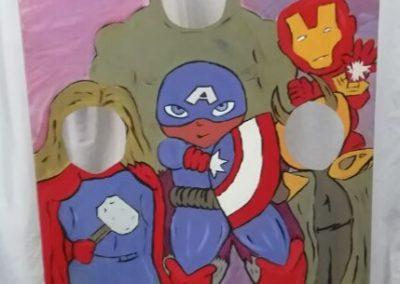 Photoboards - Avengers