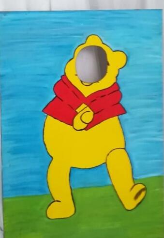 Photoboards - Pooh Bear