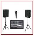 Sound - PA System